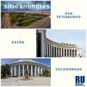 Cursa estudios universitarios en Rusia