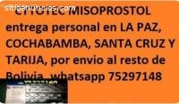 Cytotec La Paz 75297148
