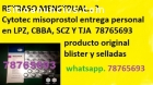 cytotec misoprostol 78765693