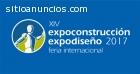 Expoconstrucción y Expodiseño 2017
