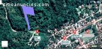 Hermoso terreno en el pueblo de Porongo