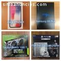 iPhone X y Samsung S9 Plus y iPhone 8 Pl
