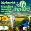 Molino triturador Meelko de biomasa 1500