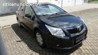 Ofertă de donație a unui vehicul (Toyota