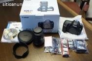 Para la venta: videocámara Canon 5D Mark