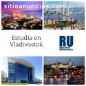 ¿Quieres estudiar en Rusia?