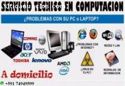 Tecnico de Computadoras en Gral. y CCTV