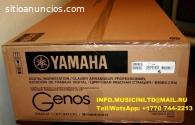 Vende Yamaha Genos, Korg Pa4X, Motif XF8