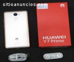 Vendo teléfono Huawei Y7 Prime