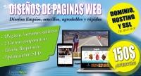 SERVICIO DE DISEÑO DE PAGINAS WEB  BOL.