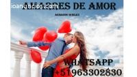 AMARRES DE AMOR, CAMBIOS DE SUERTE