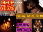 AMARRES DE AMOR INMEDIATOS! MAGIA NEGRA