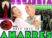 AMARRES EFECTIVOS super urgentes