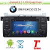 BMW E46 X3 Z3 Z4 Android Car Radio GPS