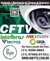 CFTV Instalação e Manutenção - Brooklin