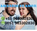 NO MÁS PELEAS, AMARRES DE AMOR A DISTANC