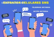 Software Extrator Celulares Sms Marketi