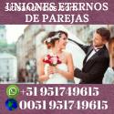 UNIÓN DE PAREJAS ETERNOS