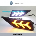 VW Tiguan Volkswagen DRL LED Lights