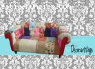 sofas patchwork