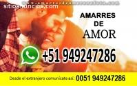 AMARRES DE AMOR A PAREJAS DISTANCIADAS