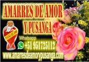 Amarres de amor con magia negra y pusang