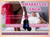 AMARRES DE AMOR DEFINITIVOS, CURANDERO