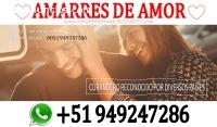 AMARRES DE AMOR INMEDIATOS CON EXPERTO