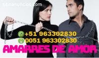 AMARRES DE AMOR INMEDIATOS