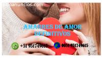 AMARRES DE AMOR, RECUPERO AL SER AMADO I