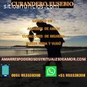 AMARRES DE AMOR SAGRADOS