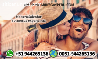 AMARRES DE AMOR TEMPORALES +51 944265136