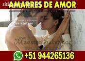 AMARRES DE AMOR TEMPORALES CON HECHIZOS
