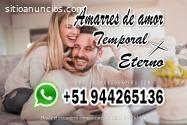 AMARRES DE AMOR TEMPORALES O ETERNOS