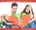 AMARRES DE AMOR, VOLVERÁ ARREPENTIDO EN