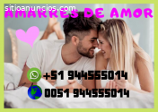 AMARRES DE AMOR VUELVE CON EL SER AMADO