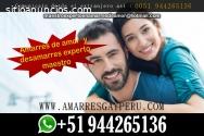 AMARRES DE AMOR Y DESAMARRES POR EXPERTO