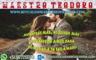 AMARRES DE AMOR Y RETORNO DE PAREJAS