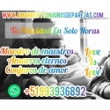 AMARRES DE PAREJA +51993936892