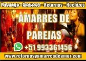 AMARRES PARA DIFERENTES TIPOS DE PAREJA