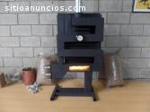 Calefactor Estufa A Pellet Meelko 10000