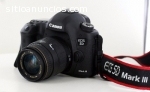 Canon EOS 5D Mark III CAMERA CON LENTE
