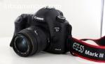 Canon EOS 5D Mark III CAMERA CON LENTE