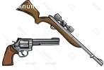 Colt Beretta Glock Taurus Ruger sin docu