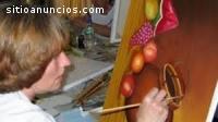 Cuadros pintados con óleo