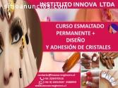 CURSO ESMALTADO PERMANENTE + DISEÑO Y AD