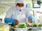 Curso Manipulación Alimentos E-learning