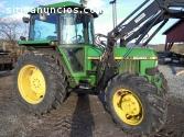 Donación de mi tractor John Deere 2040 S
