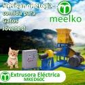 Extrusoras Meelko para hacer croquetas