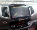 Kia Sportage upgrade car GPS radio video
